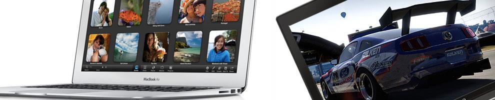 Mac Book, par Apple : l'un des nombreux produits high-tech proposés dans nos magasins