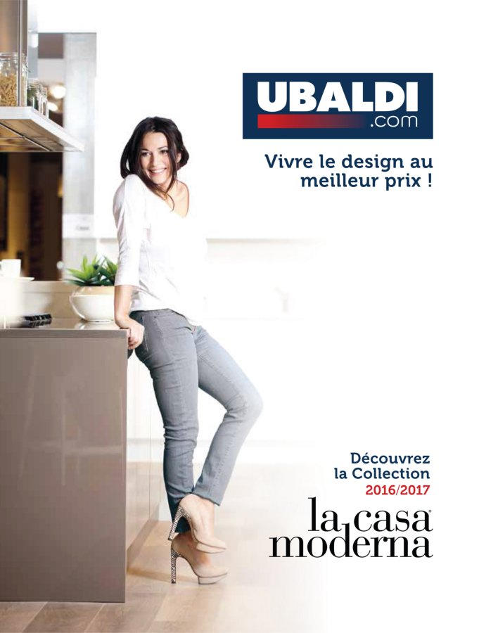 catalogue 2016-2017 - Ubaldi Cuisine Catalogue